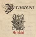 Bernsteyn-CD Artefakt